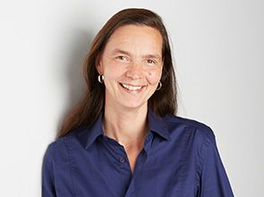 Das Foto zeigt Anke Knopp.