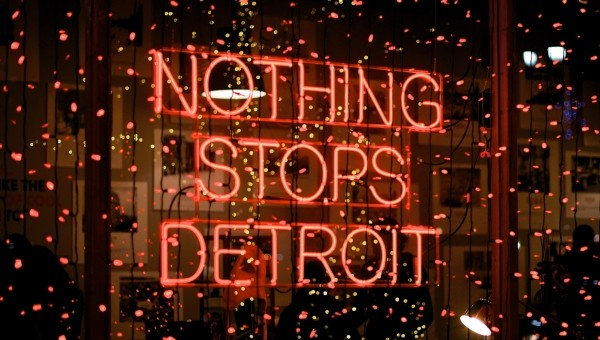 Nothing stops Detroit