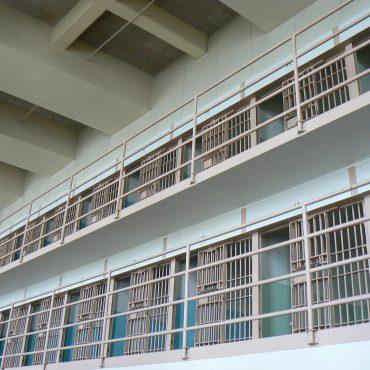 Gefängnisgebäude