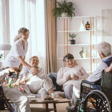 Deutliche Unterschiede bei den Anteilen der Pflegebedürftigen in Deutschland